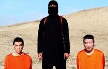 Terroryści z ISIS grożą zabiciem dwóch Japończyków [WIDEO]