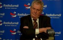 Prezydent Czech popiera szerszy dostęp do broni palnej