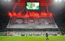 Patriotyczna oprawa na meczu Śląsk Wrocław-Legia Warszawa!