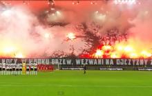Legia ukarana za oprawę poświęconą Żołnierzom Wyklętym!