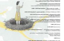 Lublin, KUL: Wicie gniazda i puste gniazdo - dwa światy czy jedna rzeczywistość?