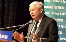 Jarosław Kaczyński wie coś więcej? Prezes PiS skomentował przesłuchanie Tuska w prokuraturze.