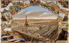 Jak budowano Wieżę Eiffla w Paryżu