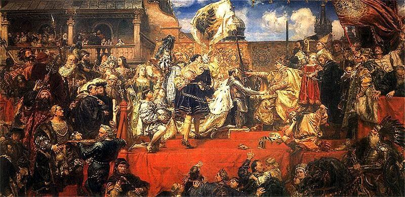 10 kwietnia 1525 miał miejsce Hołd Pruski!