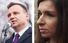 Marta Kaczyńska nie wesprze kampanii Andrzeja Dudy