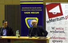 Ziemkiewicz w Lublinie: Jesteśmy bombardowani stereotypem nowoczesności