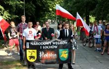 Stowarzyszenie Narodowy Węgrów i Łochów - wywiad z Dariuszem Kruszką