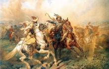 Bitwa pod Łopusznem. Zwycięstwo, mimo przewagi liczebnej Tatarów