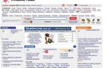 Onet, WP, Interia... Jak wyglądały portale internetowe na początku swojej działalności? [FOTO]
