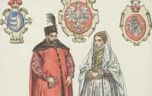 Anna Jagiellonka u boku Stefana Batorego