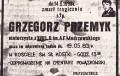 Żona Kiszczaka o pobiciu i zabójstwie Grzegorza Przemyka: Zachowywał się prowokacyjnie
