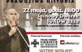 Leszek Żebrowski w Sukowie – Żołnierze Wyklęci. Prawdziwa Historia [ZAPROSZENIE]
