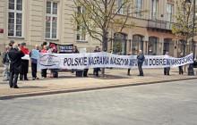 W Warszawie i Poznaniu protestowali przeciwko sprzedaży Polskich Nagrań