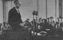 66 lat temu rozpoczął się proces pokazowy Adama Doboszyńskiego