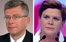 Jarosław Kaczyński przedstawił szefa sztabu wyborczego PiS