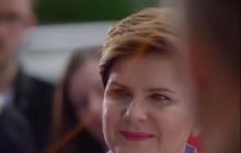 Angela Merkel rozmawiała z Beatą Szydło.