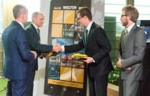 Wielton współpracuje z Politechniką Śląską. Otworzył biuro projektowe w Gliwicach