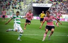 Supermecz: Galeria meczowa ze spotkania Lechia Gdańsk - Juventus Turyn