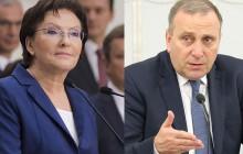 Wysokie odprawy dla byłych ministrów i członków gabinetu premier Kopacz. Rekordzistą Schetyna