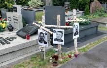 IPN chce przeniesienia współczesnych grobów z Łączki, by skończyć ekshumacje ofiar komunizmu
