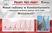 Polacy przy pracy: Najwyższa budowla świata