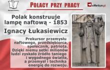 Polacy przy pracy: Pierwsza operacja przy lampie naftowej