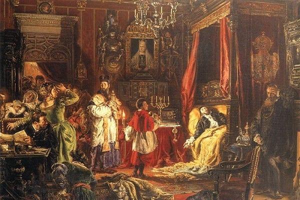 497. rocznica urodzin ostatniego Jagiellona na tronie Polski - Zygmunta Augusta