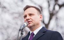 Duda: Polityka historyczna musi być przede wszystkim skierowana do polskiej młodzieży