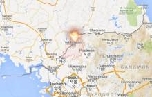 Wymiana ognia między Koreą Północną i Południową. Ewakuacja ludności cywilnej