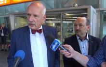 Korwin-Mikke: Szczyt na Malcie to nielegalne zgromadzenie