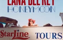 Lana Del Rey - Honeymoon [zapowiedź albumu]