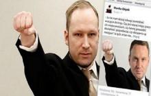 Duda jako Breivik? Monika Olejnik zamieściła skandaliczne zdjęcie na Facebooku. Teraz przeprasza