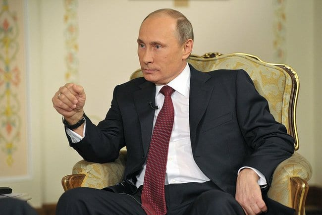Putin oskarża o katastrofę smoleńską rząd PO-PSL?