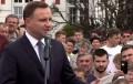 Andrzej Duda już 2 lata jest prezydentem. Jest okolicznościowy spot [WIDEO]