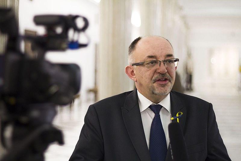 Polityk PO negujący ludobójstwo wołyńskie znów startuje w wyborach