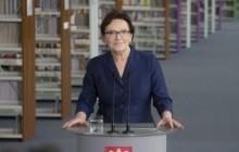 Córka Ewy Kopacz chce wyjechać z kraju jeżeli wygra PiS. Premier: Trzeba zatrzymać PiS i Kaczyńskiego [WIDEO]