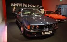 BMW E24 M6- rekin z Bawarii