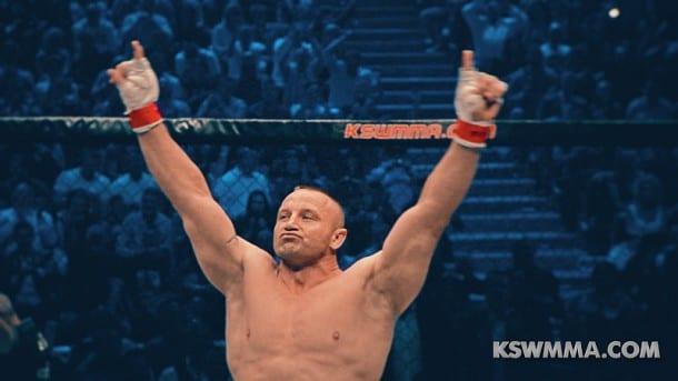 """Oficjalnie: """"Młot"""" skrzyżuje rękawice z najsilniejszym człowiekiem na świecie, Pudzianowski vs McSweeney na KSW 40"""