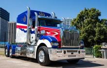 Luksusowa ciężarówka dla sułtana z Malezji