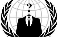 Pierwsze owoce działań Anonymous.