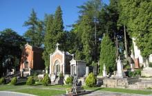 Cmentarz Łyczakowski we Lwowie - mauzoleum wybitnych Polaków