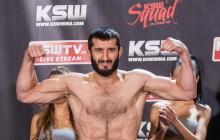 KSW 33: Khalidov nowym mistrzem! Bedorf broni pasa!