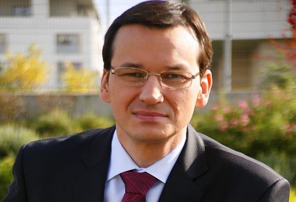 Morawiecki o polityce podatkowej rządu: Nie chcemy zabierać jednym i dawać drugim. Chcemy być jak Sherlock Holmes