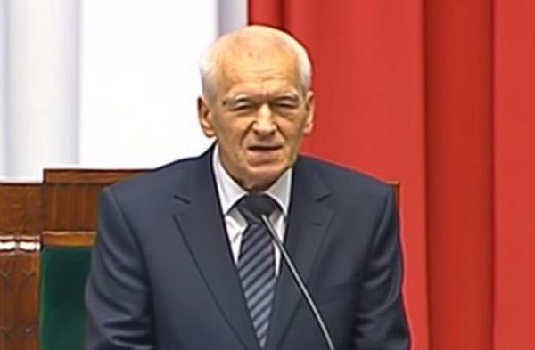 Krystyna Pawłowicz skrytykowała Kornela Morawieckiego. Nie spodobały jej się słowa o premierze