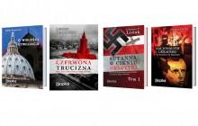 Koneczny, Żebrowski, Piętka, Lisiak - nowości książkowe Wydawnictwa Capital