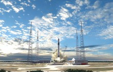 Wielki sukces SpaceX. Rakieta Falcon 9 wykonała lot i udanie wylądowała na Ziemi