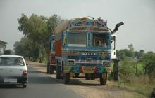 Rygorystyczne zakazy dla ruchu ciężarówek w Indiach