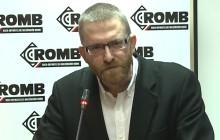 Grzegorz Braun o ROMB: Stajecie po stronie systemu