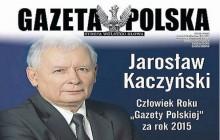 Jarosław Kaczyński Człowiekiem Roku
