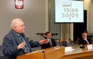 Wałęsa o odwołanej debacie: Żałuję, bo bym ją wygrał.